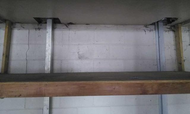 Garage Stabilized in St. Louis Park, MN