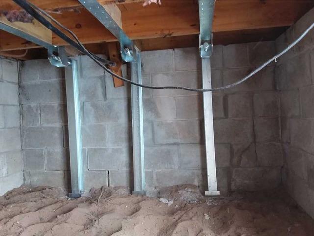 PowerBrace® System Saves Danbury, WI Cabin