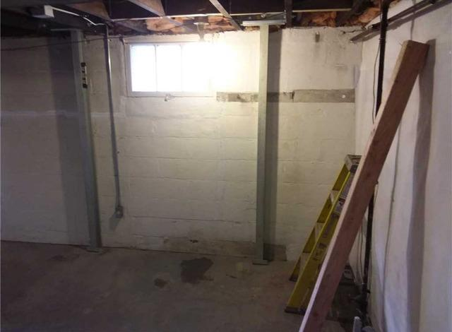 WaterGuard® and PowerBrace™ in Duluth, MN Basement