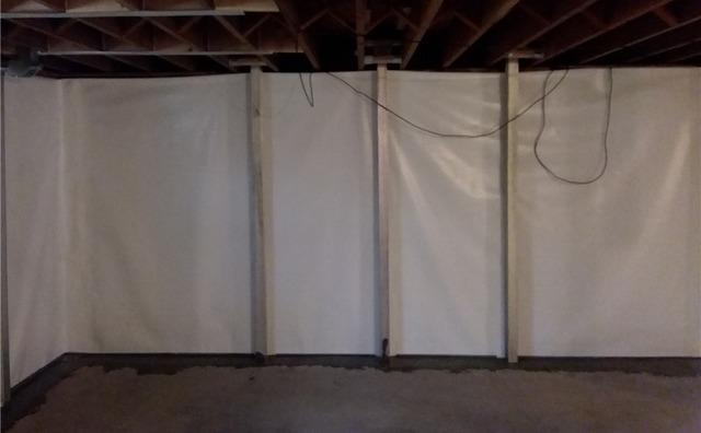 Water Proofing and Wall Stabilization in Superior, WI