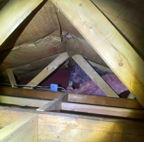 Cabin Made Energy Efficient By Dr. Energy Saver® In Makinen, Minnesota