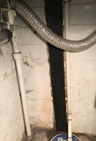 SilverGlo™ and Sentry Seal Installed to Seal Superior, WI Basement