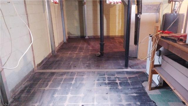 Combo Waterproofing and Structural Support for Duluth, MN Foundation