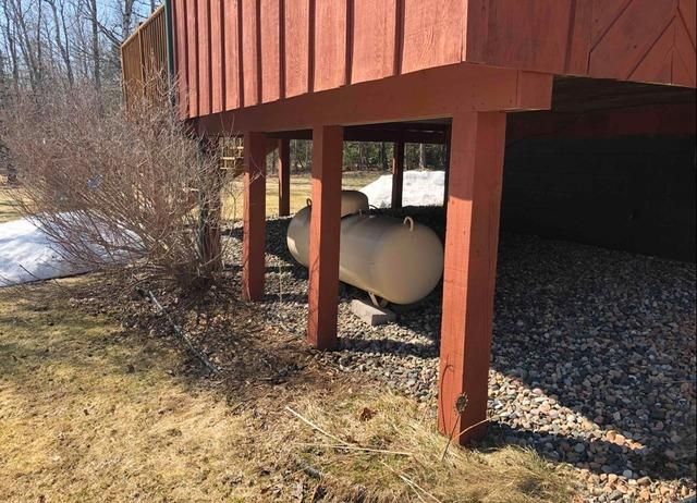 Settling Foundation in Duluth, MN Fixed with Helical Piers