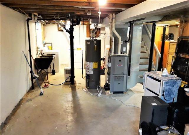 Leaky Hoyt Lakes, MN Basement Fixed with Waterproofing and Foundation Support