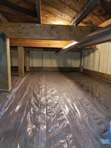 Spray Foam Insulation to Stop Drafts in Duluth, MN Home