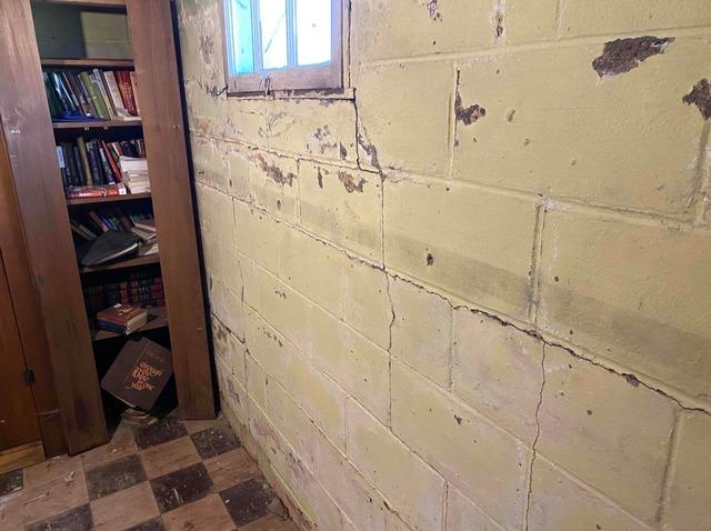 Structural Foundation Repair for Cracking Walls in Duluth, MN Home