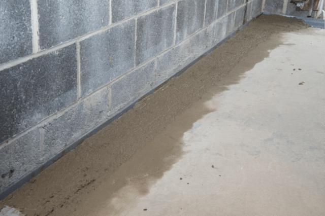 Waterproofing System Installed in Leaky Moose Lake, MN