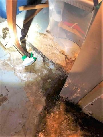 Basement Prone to Flooding in Duluth, MN Repaired with WaterGuard
