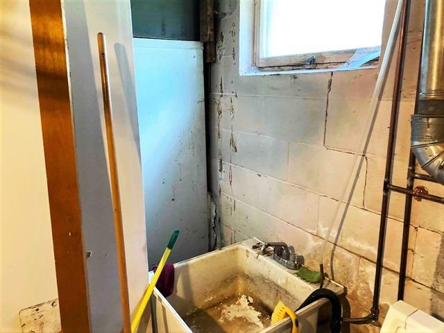 Bowing Wall in Duluth, MN Home Repaired by DBS