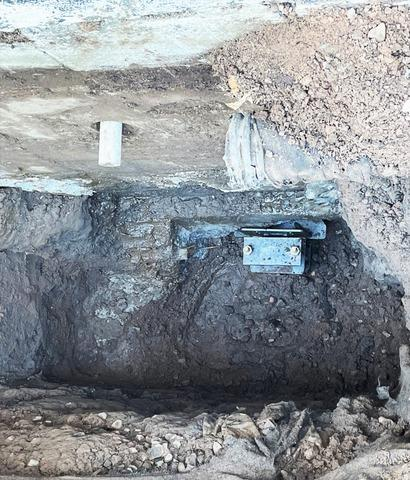 Sinking Foundation in Duluth, MN Repaired with DBS Push Pier System