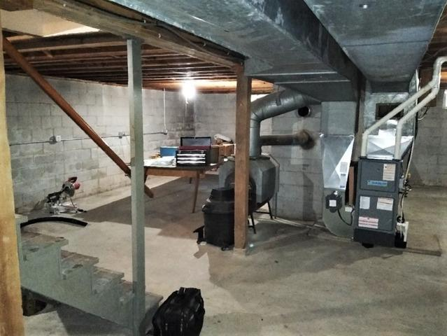 Wet Basement in Grand Rapids, MN Restored with DBS Waterproofing System
