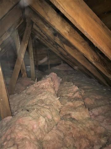 DBS Reduced Ice Dams with Attic Insulation in Grand Rapids, MN
