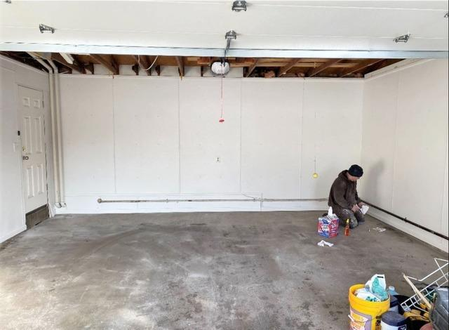 Finished Garage in Eagan, MN Adds Value and Ease for Year-Round Use