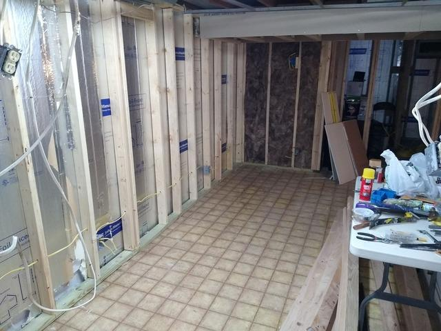 Leaky Duluth, MN Basement Fixed with Waterproofing System