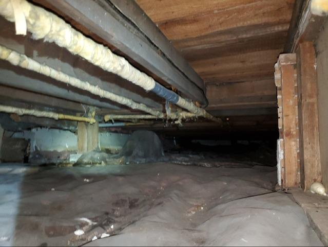Cracked Walls Leads to Crawl Space Repair in Superior, WI
