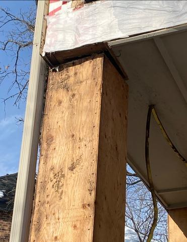 Helical Piers Stabilize Deck to Sell Home in Minnetonka, MN