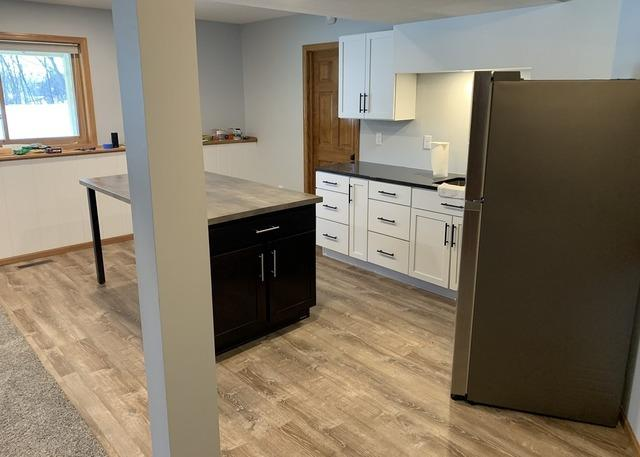 Spring Lake Park, MN Family Gains More Space with Finished Basement