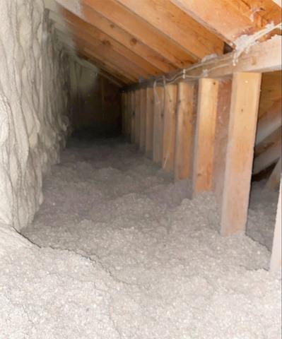 New Attic Insulation Prevents Ice Dams and Saves Energy in Duluth, MN