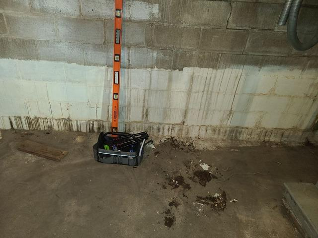 Bowing Walls and Water Leaks in Augusta, WI Home Repaired by DBS