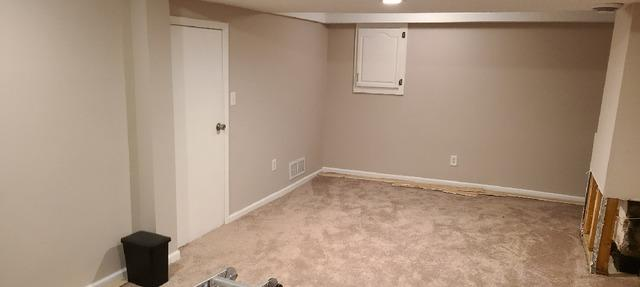 Leaky Basement in Minneapolis, MN Protected with Moisture-Resistant Basement Materials