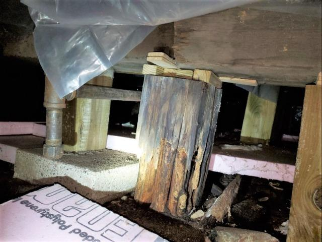 Crawl Space Encapsulation and Insulation in Duluth, MN