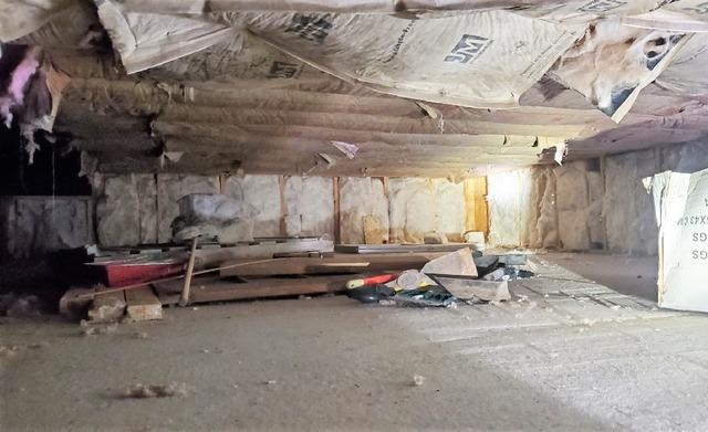 Crawl Space Encapsulation and Insulation in Bayfield, WI