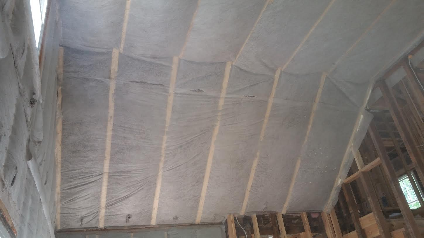 Insulweb Installation in Rocky Hill, CT - After Photo