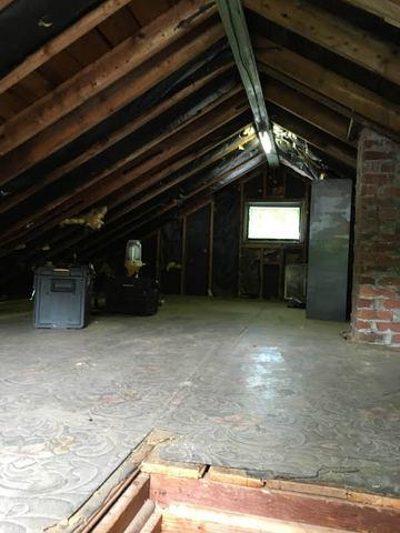 Super Attic in East Hartford, CT