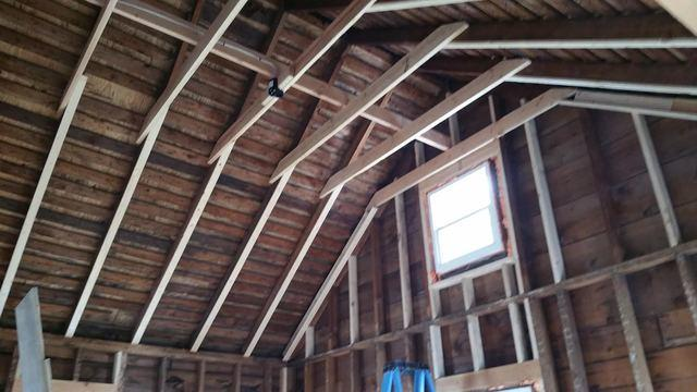 Insulweb Installation in Rocky Hill, CT - Before Photo