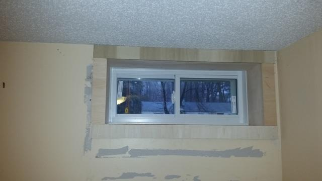 Basement Window Replacement in Springfield, MA