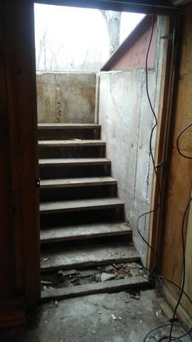 Basement Door in West Suffield,