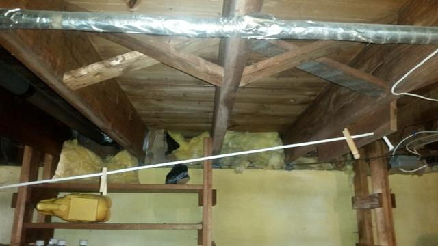 Insulate and Air Seal a rim joist in West Springfield, MA