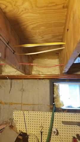 Air Seal and Insulating a Rim Joist in Drury, MA