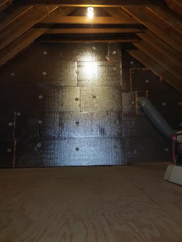 Attic Insulation in Suffield, CT