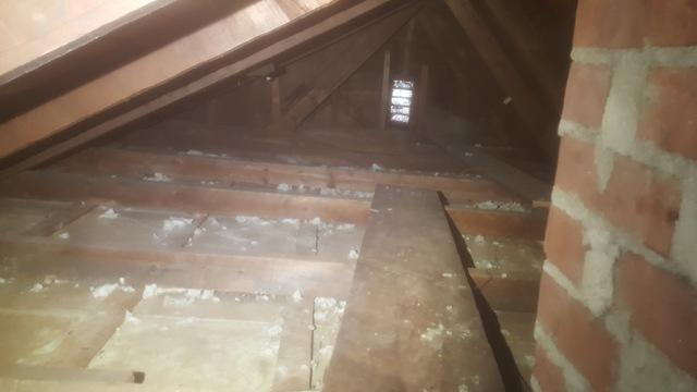 Making a Home More Energy Efficent in Simsbury, CT - Before Photo