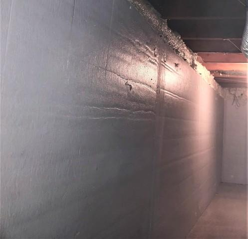 Upgrading Basement Efficiency in Simsbury, CT