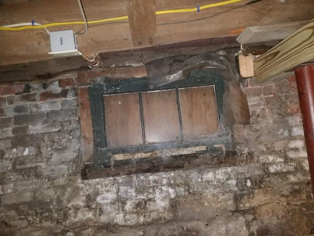 Installing a Basement Window in Greenfield, MA
