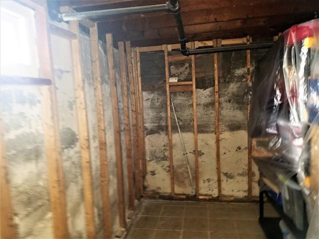 Making a Basement More Efficient in Fitchburg, MA
