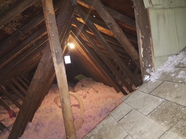 Reducing a Drafty Home in Vernon Rockville, CT