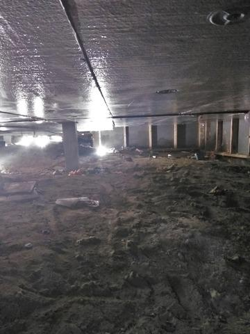 Cleaning up a Crawlspace in Stafford Springs, CT