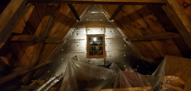 Making a Room Comfortable in Ashfield, MA