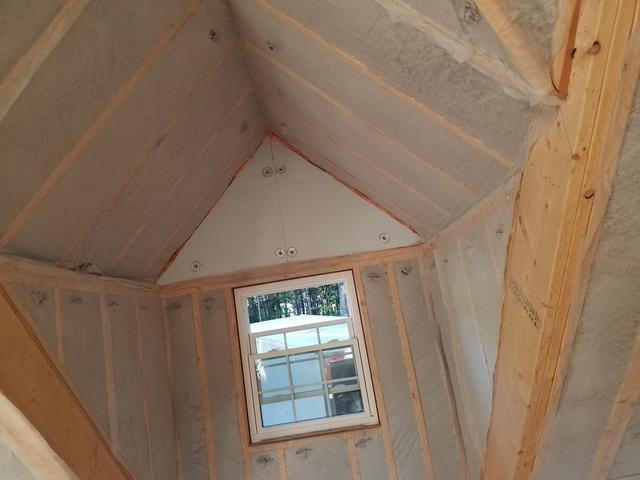 Preparing a Dormer for Winter in Ashford, CT