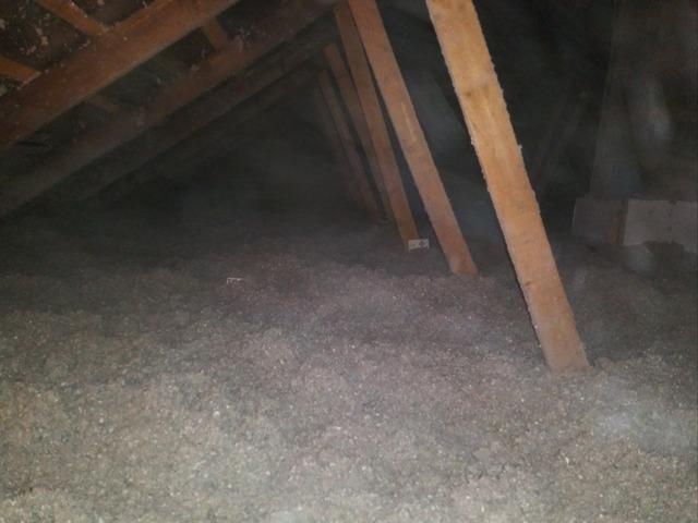 Replacing Attic Insulation and Treating Mold in Marlborough, MA