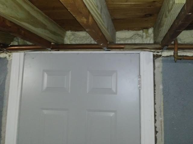 Making a Basement more Energy Efficient in Enfield, CT