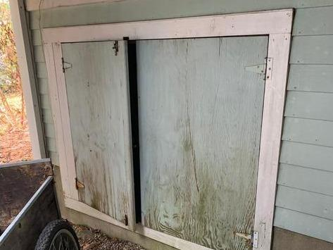 Majorly Improved Crawlspace Access Door in Winsted, CT