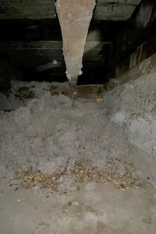 Upgrading a Crawlspace in Ludlow, MA