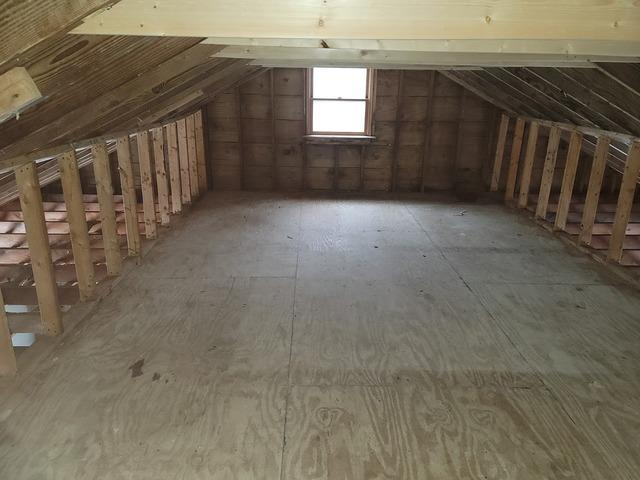 Insulating and Air sealing an Attic in Eastford, CT