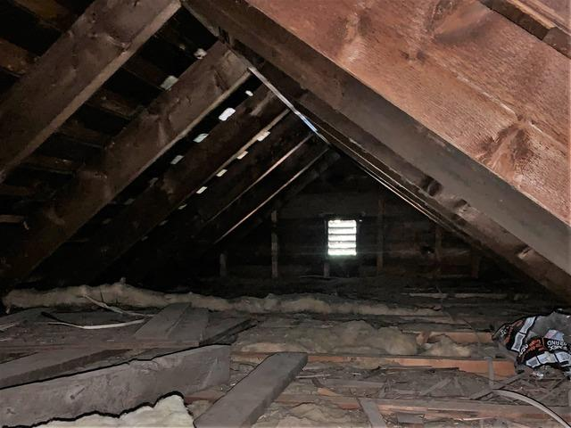 Improving an Attic in Manchester, CT