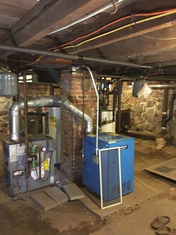 Clean Space Basement Treatment in Northampton, MA